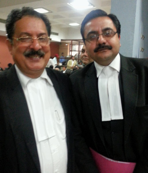 File:Senior Advocate Mr- Rajiv Khosla ji (President, Delhi ...