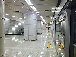 Seonjeongneung Station - Image: Seonjeongneung Station 20150328 143401398