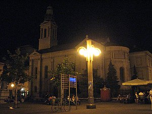Serbian Orthodox Cathedral, Zagreb - Image: Serbian Orthodox Church in Zagreb