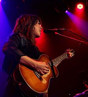 Serena Ryder Canadian musician