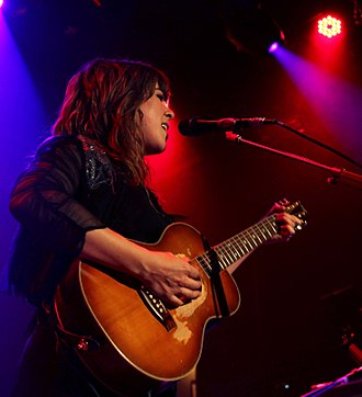 Serena Ryder - Ryder at Bowery Ballroom, May 2013