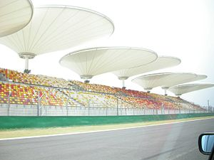 Shanghai International Circuit - Image: Shanghai International Circuit 5