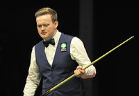 Shaun Murphy at Snooker German Masters (Martin Rulsch) 2014-01-30 02.jpg