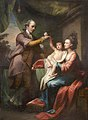 Sheridan family, Benjamin West.jpg