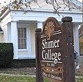Shimer College Waukegan Sign.jpg