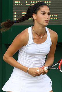 Isabella Shinikova Bulgarian tennis player