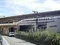 Shinkansen Shin-Yokohama station solid crossing railway lines 02.jpg