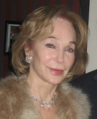 Shirley Anne Field - Field in 2014