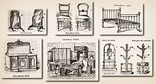 Illustrated Catalog Of The James Shoolbred Company, Published In 1876.