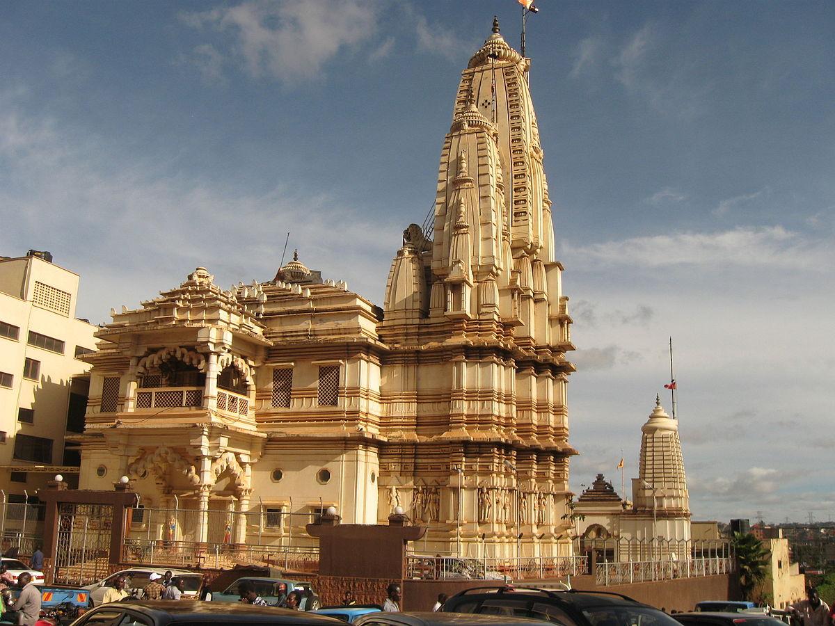 Shree Sanatan Dharma Mandal temple - Kampala