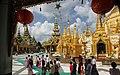 Shwedagon Pagoda 5, Yangon.jpg