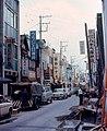 Side Street near Chūō-dōri, Ginza (1967-05-02 by Roger W).jpg