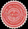 Siegelmarke Gemeinde-Vorstehung Ostermiething W0338349.jpg