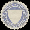 Siegelmarke Sigillum opidanorum de Holte W0369234.jpg