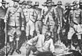 Sigananda with english soldiers.jpg