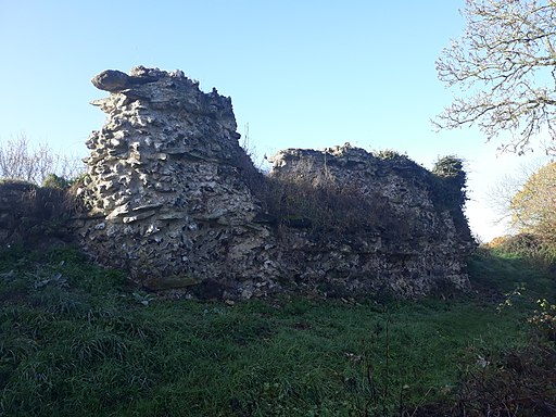 Silchester Roman city walls 11
