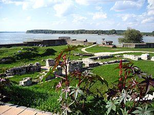 Silistra - Image: Silistra River Danube