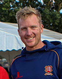 Simon Harmer South African cricketer