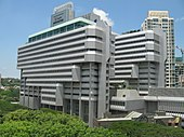 List Of Brutalist Structures Wikipedia