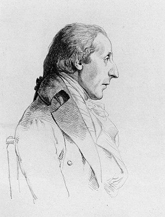 Sir John Anstruther, 4th Baronet - Sir John Anstruther