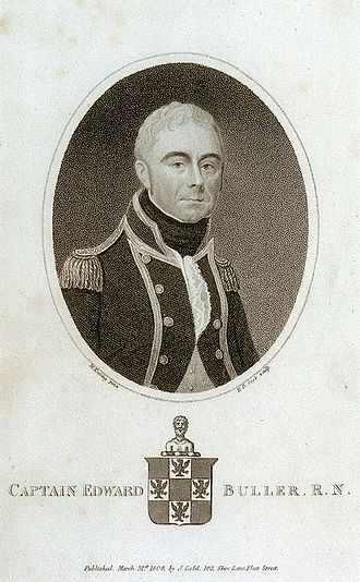 Sir Edward Buller, 1st Baronet - Image: Sir Edward Buller