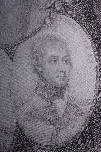 Eyre Coote (British Army officer) - Sir Eyre Coote in 1801