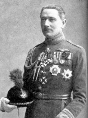 Sir John Salmond in 1925