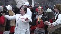File:Sirni Zagovezni, Bulgaria, Gorno Sahrane Vilage, 06.03.2011, Copyleft, Part 5.webm