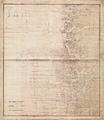 Sjøkart over kysten utenfor Vestlandet, fra Utsira til Stavøya, fra 1870-tallet.png