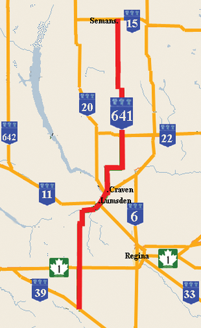 Saskatchewan Highway 641 - Wikipedia