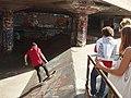 Skateboarding by Queen Elizabeth Hall - geograph.org.uk - 897463.jpg