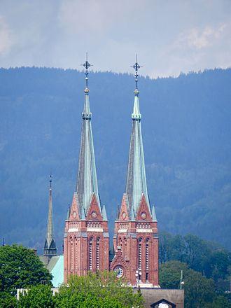 Skien - Skien Church