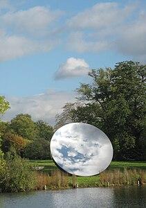 Sky Mirror, Kensington Gardens (cropped).JPG