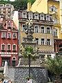 Sloup nejsvětější Trojice, Karlovy Vary.jpg