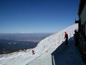 Snežnik (plateau)