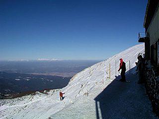 Snežnik (plateau) mountain plateau in Slovenia