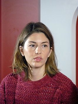 Sofia Coppola in 2010