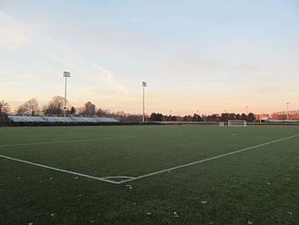 Jordan Field - Image: Soldiers Field Soccer Stadium, Allston MA
