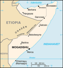 kart over somalia Somalia – Wikipedia