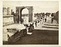 Sommer, Giorgio (1834-1914) - n.1253. Pompei. Foro Civile..jpg