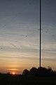Sonnenuntergang Sendemast Muehlacker 15112011.JPG