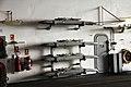 Soportes subalares para armamento de los EAV-8B+ en el hangar del L-61 (34292838613).jpg