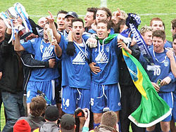 South Melbourne FC - VPL Grand Final 2006 - Fernando.jpg