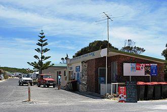 Southend, South Australia - Caravan park
