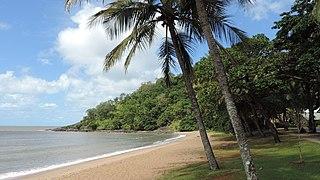 Trinity Beach, Queensland Suburb of Cairns Region, Queensland, Australia