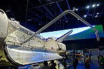 Space Shuttle Atlantis - Kennedy Space Center - Cape Canaveral, Florida - DSC02381.jpg