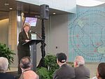 Speaking at the opening of the MBS International Airport (8226224679).jpg