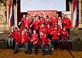 Special Olympics World Winter Games 2017 reception Vienna - Austria 01.jpg