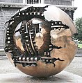 Sphere With Sphere - geograph.org.uk - 302210.jpg
