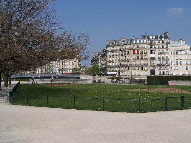 Square de l'Île-de-France